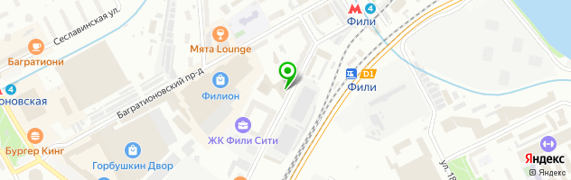 Тюнинг-центр Re-styling — схема проезда на карте