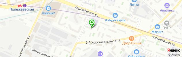 Медицинский центр Homo 89 — схема проезда на карте