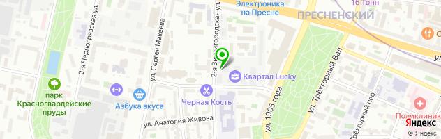 Медицинский центр МедикаФарм — схема проезда на карте