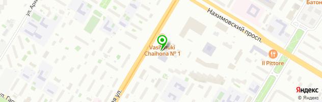 Караоке клуб MimoNot — схема проезда на карте