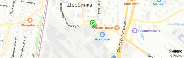 Ресторан караоке клуб ТРАДИЦИИ NEW на Железнодорожной улице — схема проезда на карте