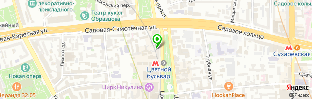Сервисный центр Gadget doc — схема проезда на карте