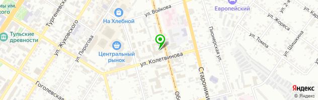 Салон Невская Оптика — схема проезда на карте