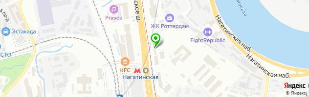 КонсольМастер сервисный центр — схема проезда на карте