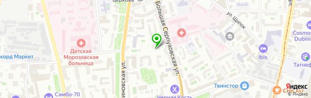 Ремонтная мастерская СлужбаБыта-ФОТО. — схема проезда на карте