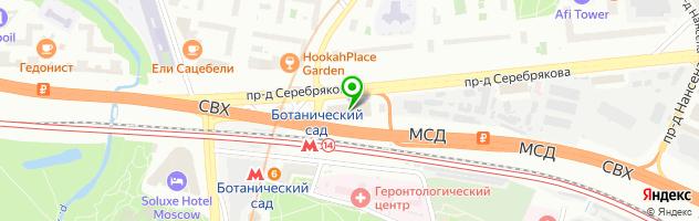 """ООО """"БТБ-Сервис"""" Автосервис — схема проезда на карте"""