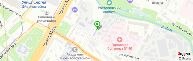Магазин автозапчастей Gelend — схема проезда на карте