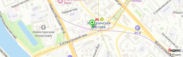 Магазин-мастерская Ваш-Ключ, Бытовые услуги. — схема проезда на карте