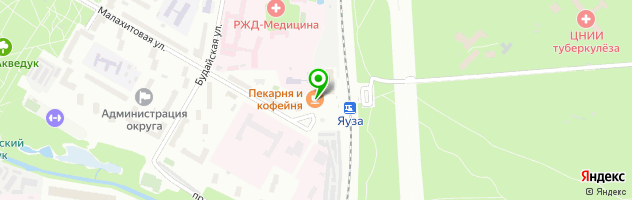 Сервисный центр РадугаПринт — схема проезда на карте