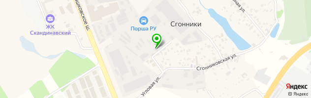 Авторазбор ZooM-AutO — схема проезда на карте