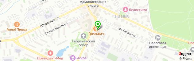 Vidmaster Service — схема проезда на карте