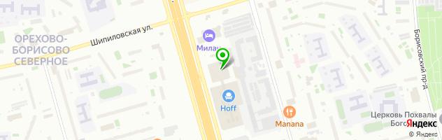 Магазин автозапчастей ZapOpel — схема проезда на карте