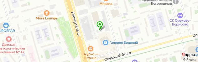 Магазин автозапчастей Мастер Сервис Рулевое управление — схема проезда на карте