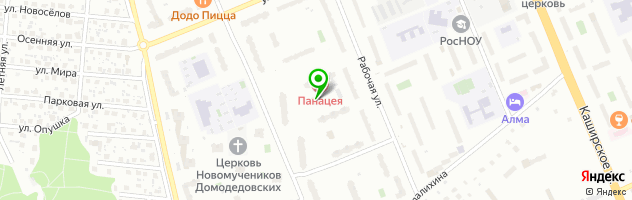 Сервисный центр ТехникАртс — схема проезда на карте