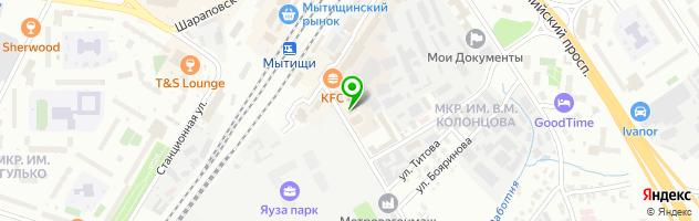 Medical On Group — схема проезда на карте