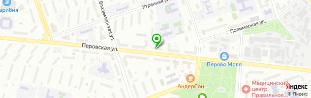 Центр Печати — схема проезда на карте