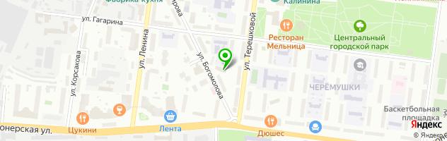 Полиграфическая компания Artkadabra — схема проезда на карте