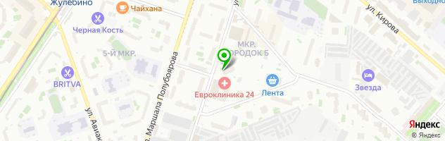 Клаштер, Пивной ресторан — схема проезда на карте