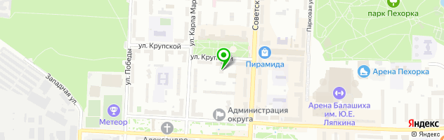 Сервис 1Remont — схема проезда на карте