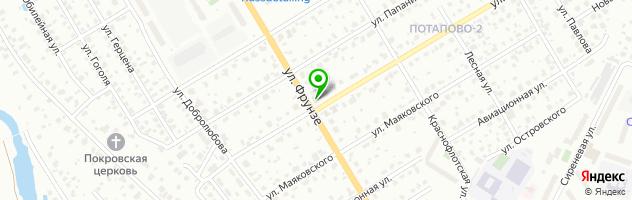Ресторан Градец в Щелково — схема проезда на карте