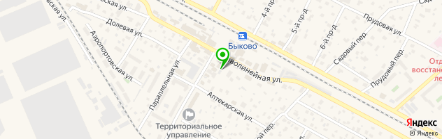 ШКОЛА Ольги Беловой — схема проезда на карте