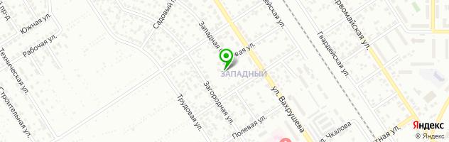 Ремонтная компания Альтернатива — схема проезда на карте