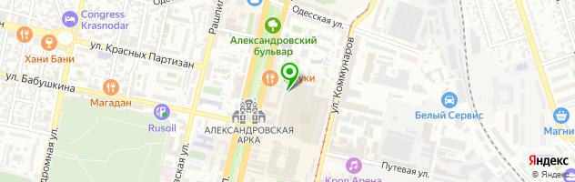 Международное арт-агентство Celebrity MODEL GROUP — схема проезда на карте