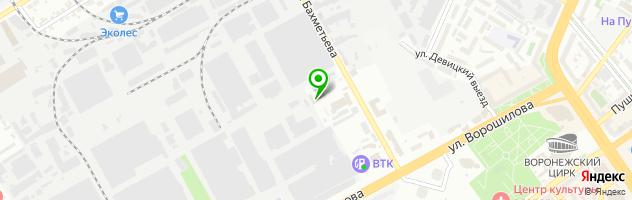 Рекламно-полиграфическая компания Компания Бизнес сувенир — схема проезда на карте