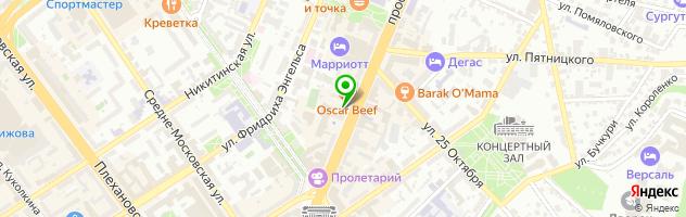 Сервисный центр Samsung Сервис Плаза — схема проезда на карте