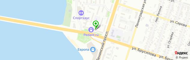 Многопрофильная компания Слайд — схема проезда на карте