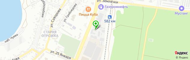 Дизайнерско-полиграфическая фирма ДПФ Элвин-пресс — схема проезда на карте