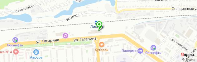 Гладент-Эксперт, медицинская лаборатория — схема проезда на карте
