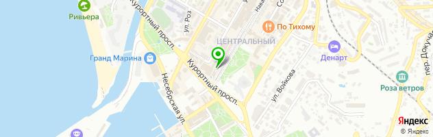 Центр Йоги и Аюрведы РАСАЯНА — схема проезда на карте