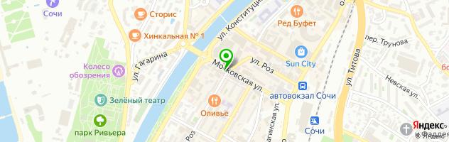 Парфюм+ — схема проезда на карте