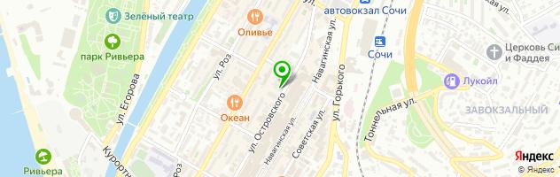Имидж-студия Petrukovich Marina — схема проезда на карте