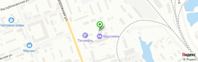 Рекламное агентство ЭКСТРА — схема проезда на карте
