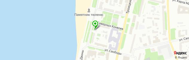 Торгово-сервисный центр Device — схема проезда на карте