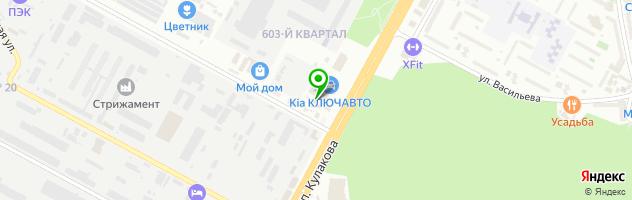 Ресторанный комплекс Изба — схема проезда на карте