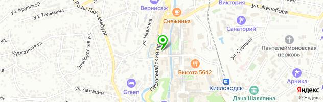 Комтел-Сервис — схема проезда на карте