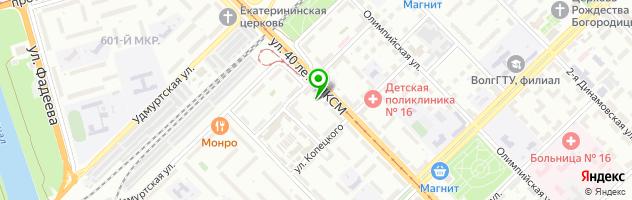ЛОМБАРД-АНТЕЙ — схема проезда на карте