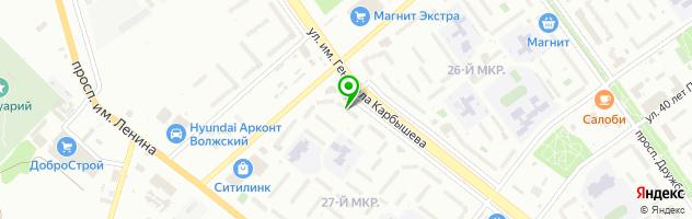"Студия печати ""ФотоКухня"" — схема проезда на карте"
