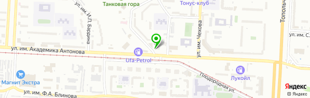 Кафе-бар Бардабар — схема проезда на карте