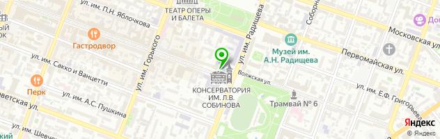 """Развлекательный комплекс """"Лира"""" — схема проезда на карте"""