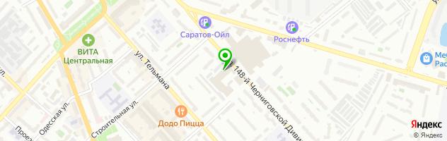 Полиграфическая компания Рсс-Поли — схема проезда на карте