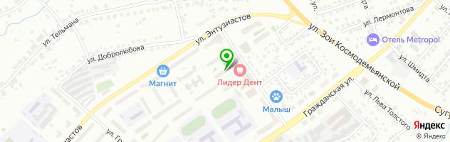 Полиграфическая компания Лаборатория подарков — схема проезда на карте