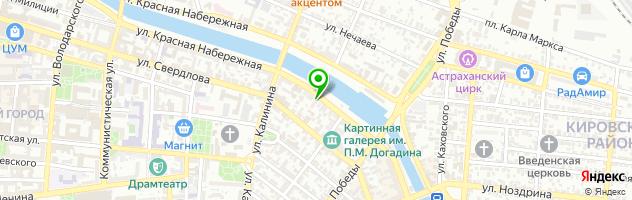 Медицинский центр Новая Клиника — схема проезда на карте