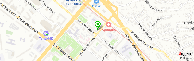SAHAR&VOSK: студия доступной депиляции — схема проезда на карте