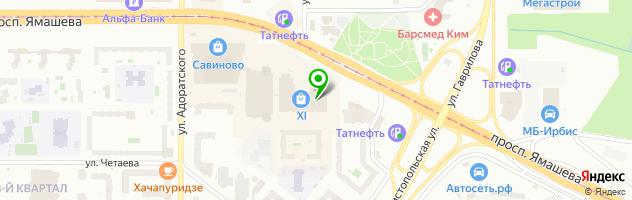 Laundry — схема проезда на карте
