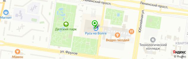 Торгово-сервисная фирма Sotik S — схема проезда на карте