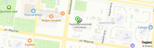 Стоматологический центр Студия Дент — схема проезда на карте